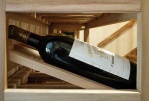 Display Wine Bottle