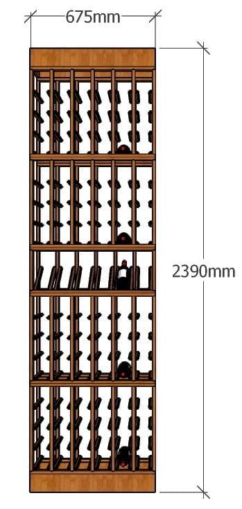 2400 Wine Stack