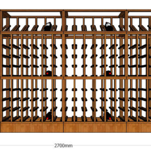 Full Wine Rack Design 2700