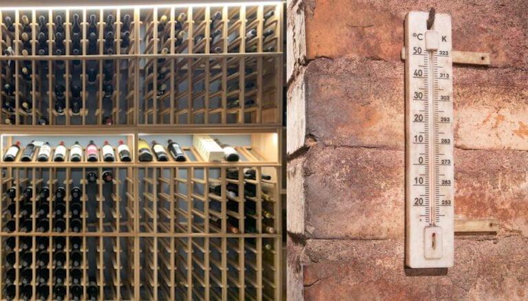 Wine Cellar and Temperature