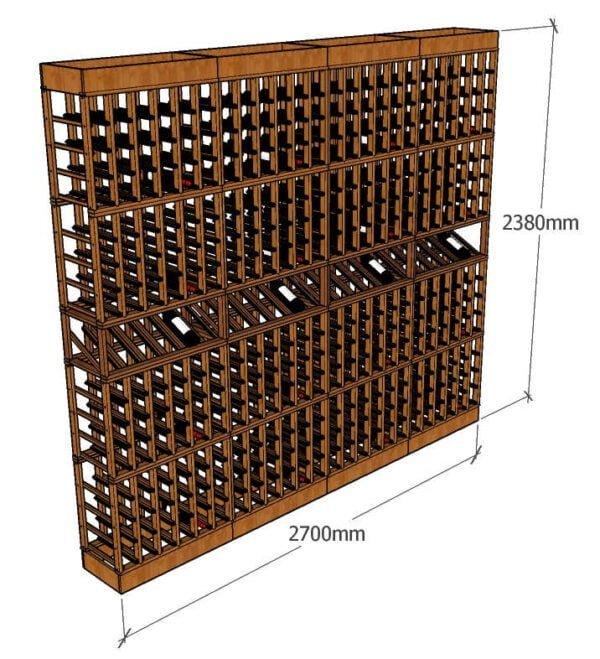 Premium Wine Racking