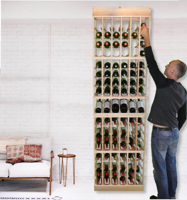 Display Wine Rack 2400