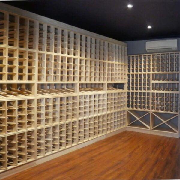 Premium Racking Wall 2700 x 2400