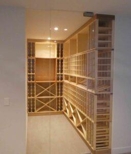 East Melbourne Cellar Room