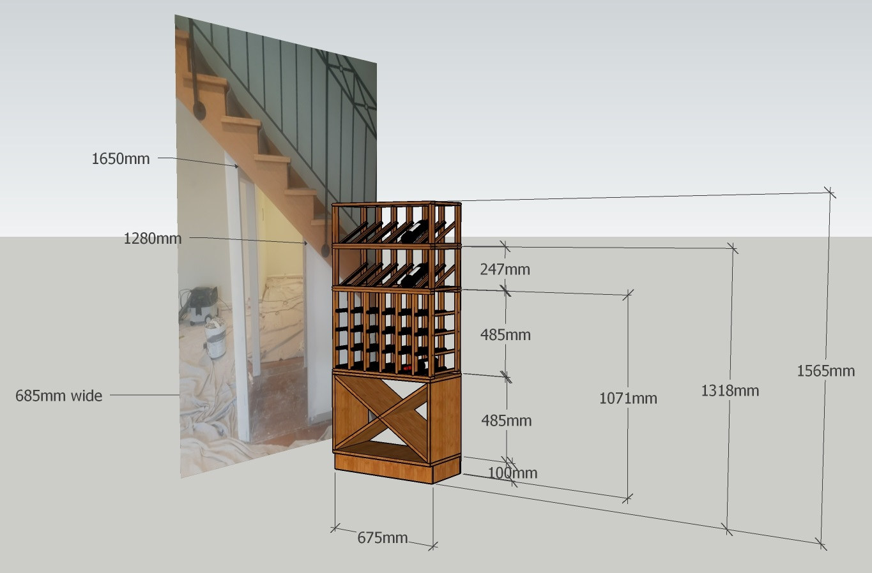 Under Stair Design