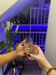 Blackburn Cheers New Wine Cellar